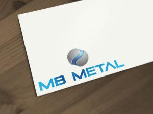 MB METAL logo